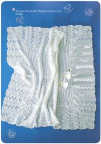 Patons Baby Shawls Collection 1 Knit & Crochet Book 1003